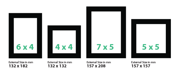 Frame Sizes Picture - Frame Design & Reviews ✓